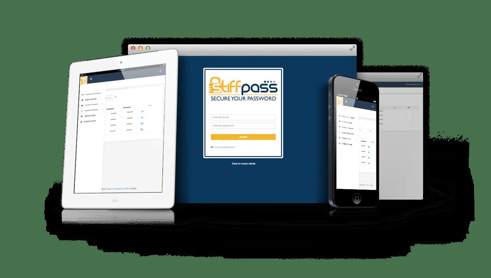 Password Manager Online StiffPass